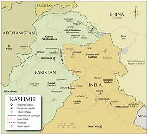 Kashmir Map | My blog