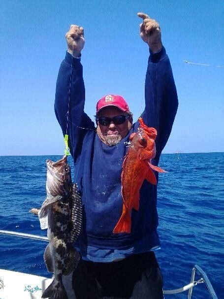 bloody decks fishing report san diego coronado islands rockcod bloodydecks