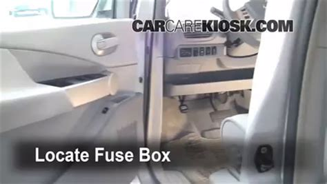 nissan quest interior fuse check  nissan