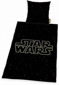 Star Wars Schriftzug : bettw sche star wars star wars mit schriftzug otto ~ A.2002-acura-tl-radio.info Haus und Dekorationen