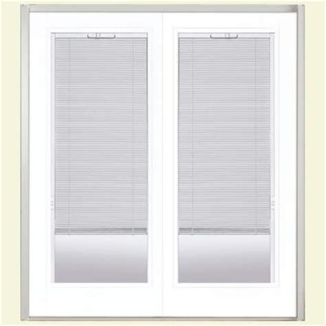 home depot mini blinds masonite 72 in x 80 in ultra white prehung right
