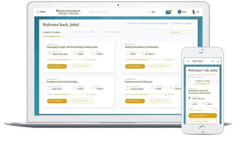 Mywalden University Portal