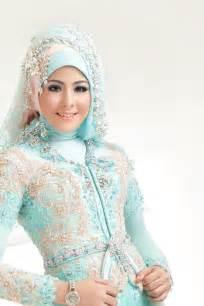gaun muslim gaun kebaya muslim untuk pesta yang elegan