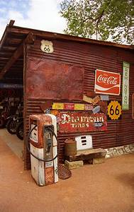 Garage Route 66 : route 66 garage and pump hackberry arizona road trip the fine art photography of frank ~ Medecine-chirurgie-esthetiques.com Avis de Voitures