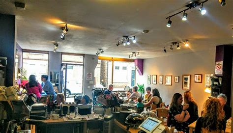 The café has all of the essential ingredients to make up a fantastic café; LeftLion - 12 Coffee Shops to Visit in Nottingham