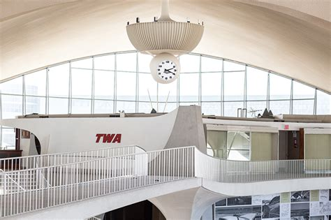 Twa Hotel Construction Moves Ahead At Jfk Airport