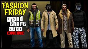 GTA 5 Online FASHION FRIDAY! (Apocalyptic Investigator Lone Ranger Veteran Pilot u0026 MORE) - YouTube