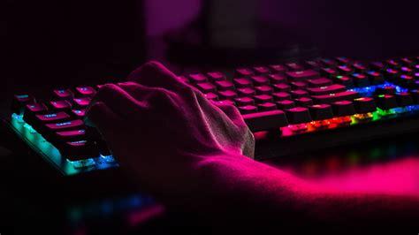 Gaming Keyboards Wallpapers Wallpaper Cave