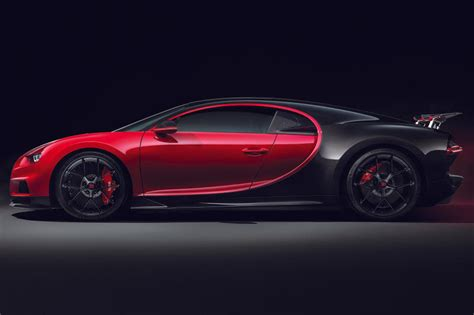 His style provided the basis for legendary classic models such as the type 50 superprofilée, the type 55 super sport and the type 57s atlantic. Bugatti Reveals The Chiron Sport for 2019 | HYPEBEAST