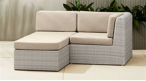 Ebb Small Outdoor Sectional + Reviews