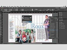 InDesign CC tutorial The danger and power of unnamed