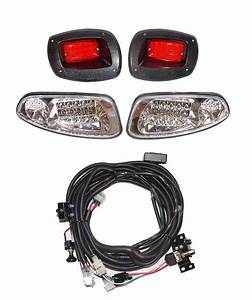 Led Deluxe Light Kit For Ezgo Rxv 2008