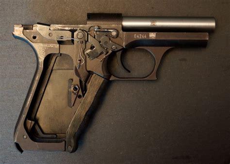 heckler koch p    pistol  ttag