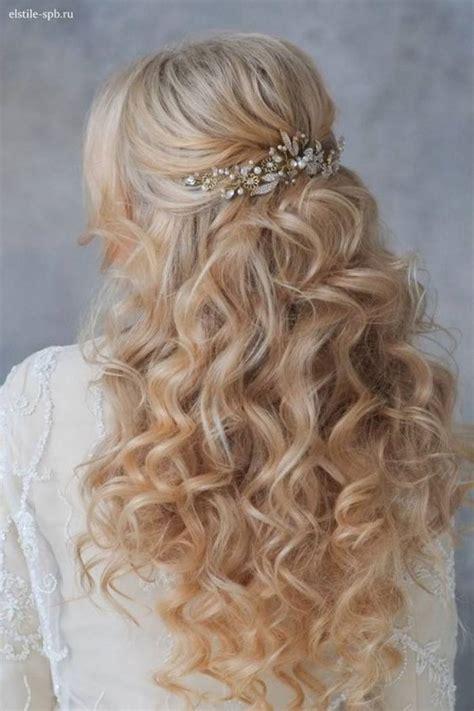 wedding hairstyles  long hair weddingwidecom