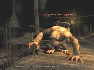 Bugbear Strongman FFXIclopedia Fandom powered by Wikia