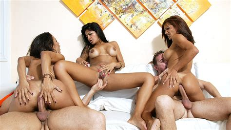 Brazilian Anal Orgy Party Everyone Is Invited - Scenes