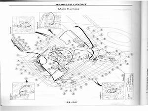 1988 Nissan D21 Pick Up Throttle Body Diagram