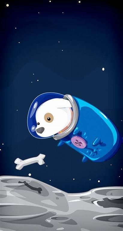 Space Wallpapers Animated Doggy David Iphone Lanham