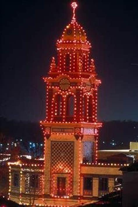best christmas lights in kc 123 best plaza lights project images on kansas