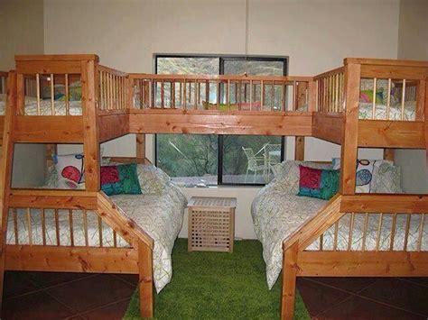 bunk beds  kids  teens  storage design