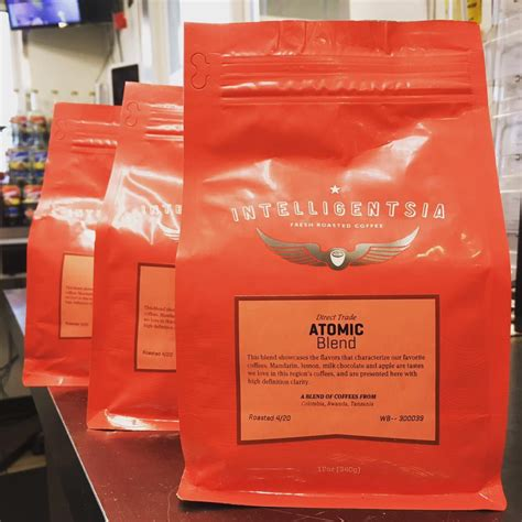 Atomic coffee sprung into existence as of january 29, 2016. PHOTOS: 7 drinks at Atomic Coffee Bar | Lifestyles ...