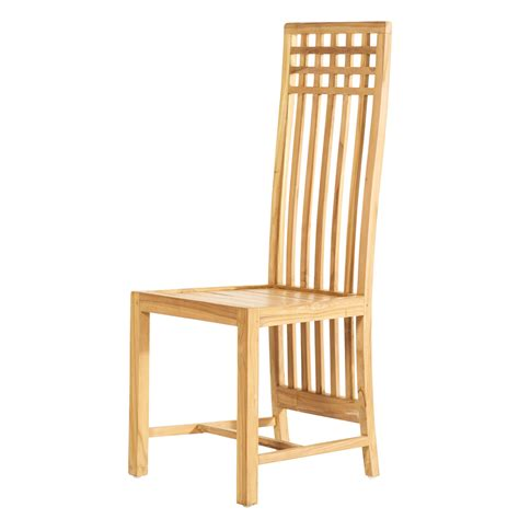 chaises teck chaise en teck kwad vente de chaise coloris clair chez