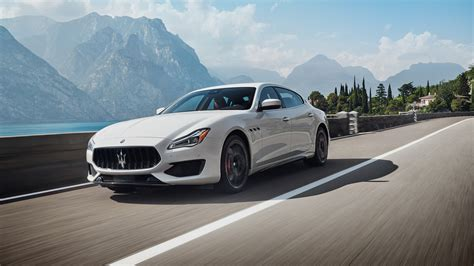 2019 Maserati Quattroporte  The Racebred Luxury Sedan