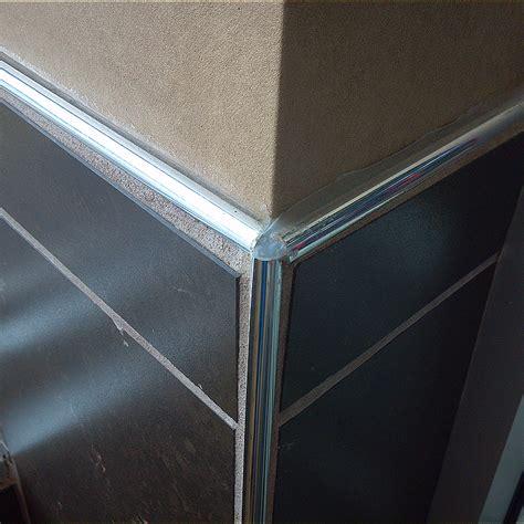 Metal Bullnose Trim Tile