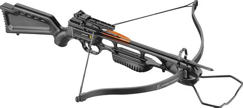 150lb Ek Archery Jaguar Crossbow Rifle Black Stock