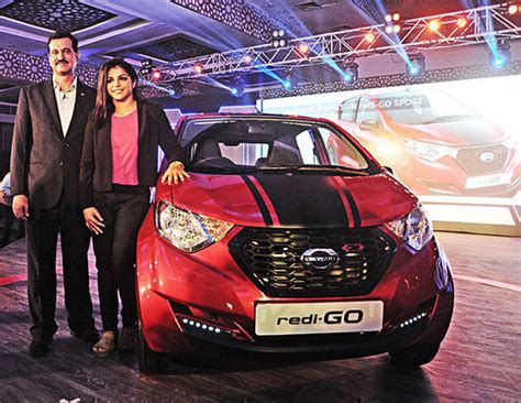 readydesk go india pvt ltd datsun redi go sport launched in india at rs 3 49 lakh