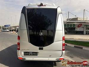 Tokunbo 2015 Pimped Mercedes Benz Sprinter For Sale In