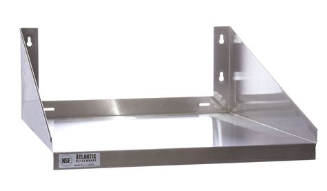 stainless steel solid kitchen shelving wall mounted stainless steel kitchen shelf for microwave