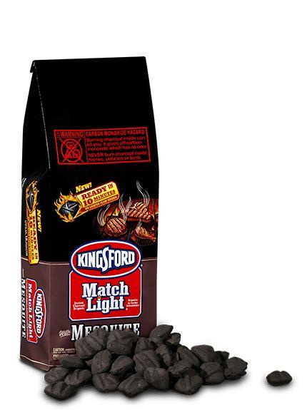 match light charcoal match light charcoal with mesquite flavor kingsford