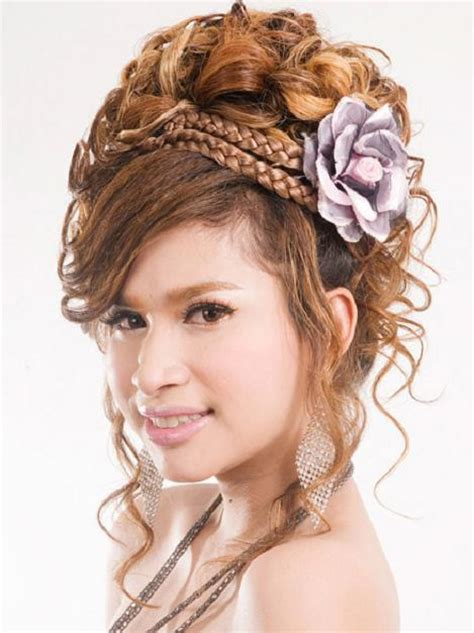 Updo Hairstyles by Prom Hairstyle Updos Prom Hairstyles Updos Prom