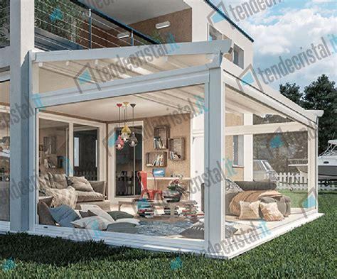 verande scorrevoli per balconi tenda antivento per balconi e verande in pvc trasparente