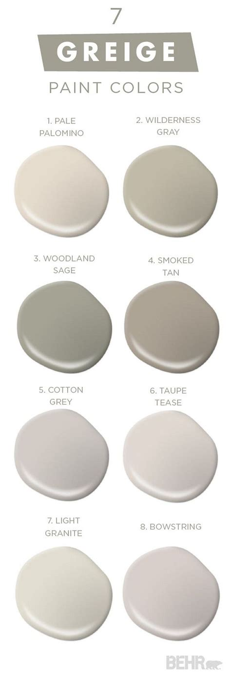 best 25 taupe paint colors ideas on