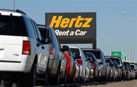 Hertz Scrubbed Its Rental-car Cleaning Fee, But It's