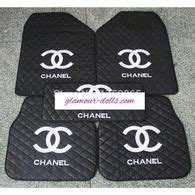 chanel siege chanel universal car mat set coco chanel