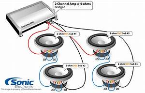 Car Amplifier Wiring Diagram Installation