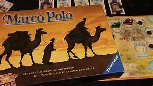 Jeremy Reviews It... Marco Polo Expedition (2004) Board ...