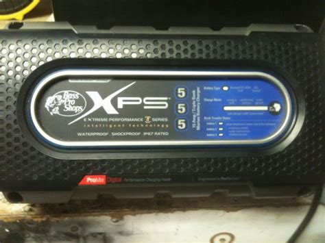 Bass Pro Shops Boat Battery Charger Xps by On Board Marine Battery Charger Louisiana Sportsman
