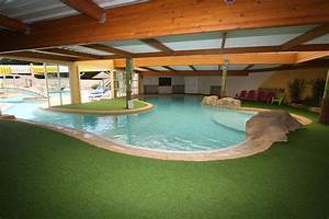 camping avec piscine couverte interieure vendee With camping ile de re avec piscine chauffee