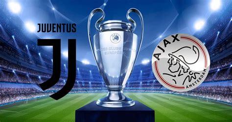 Juventus-ajax, Probabili Formazioni