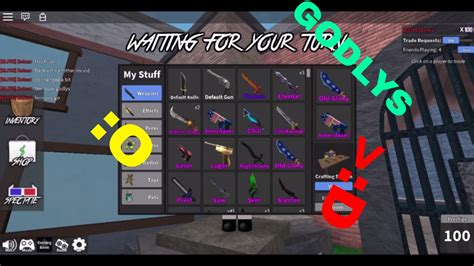 murder mystery   inventory   godlys youtube