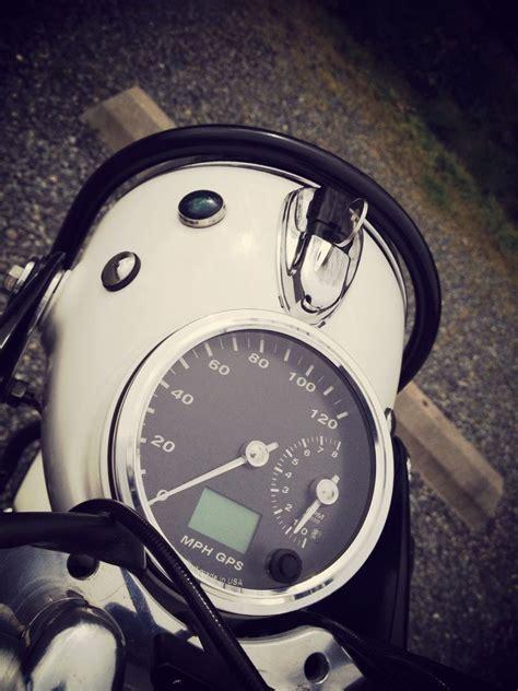 bmw r75 5 speedhut gps speedometer bmw airhead motorcycles motorrad