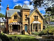 Victorian Architecture Houses in Australia
