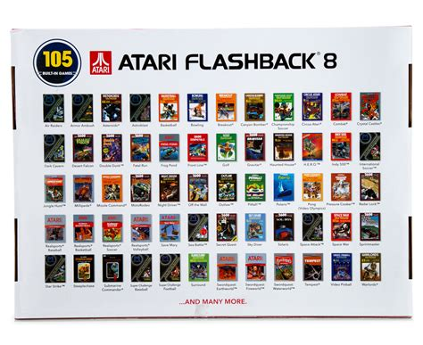 atari flashback  console black scoopon shopping