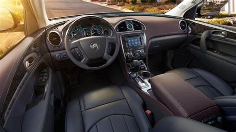 2015 Buick Enclave Review, Price And Specs