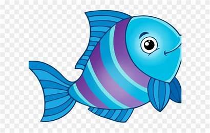 Fish Clipart Sea Ocean Cartoon Animals Animal