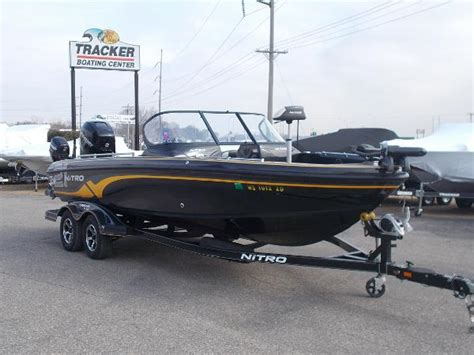 Nitro Deep V Boats For Sale by Nitro Boats Zv 21 Boats For Sale